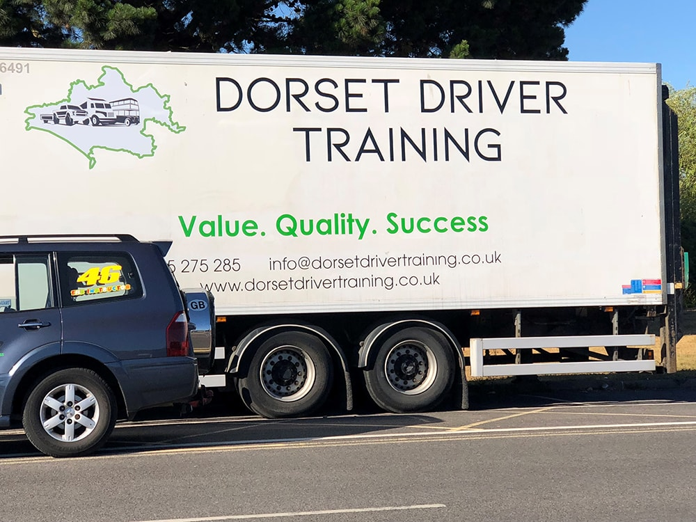 HGV Driver Training Christchurch